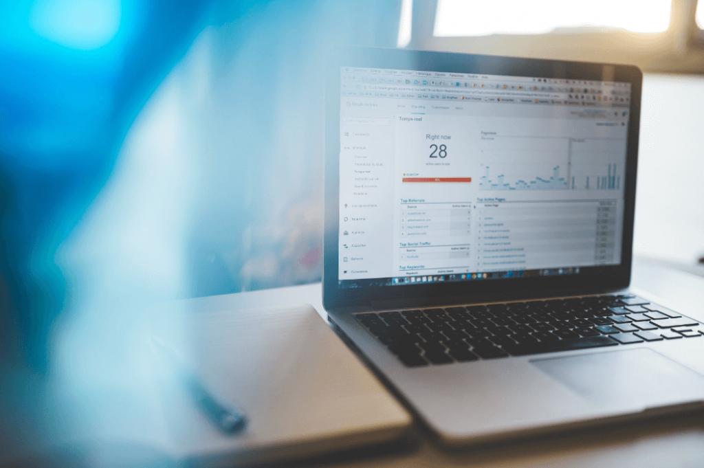 Google Analytics fiók regisztráció